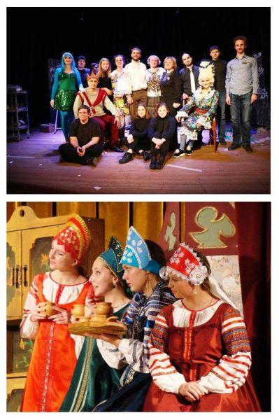 Волоколамский народный театр «На валу»