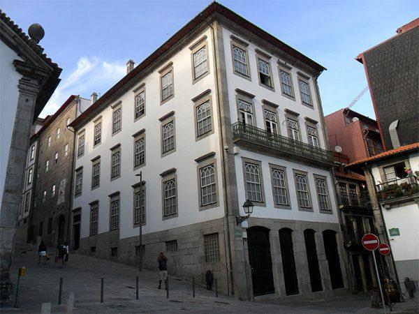 Дом принца в Порту