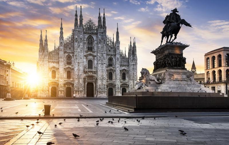 Милан — столица мировой моды