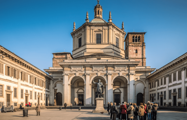 Базилика Сан-Лоренцо-Маджоре