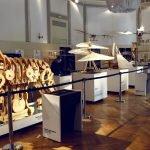 Экспозиция в музее науки и техники