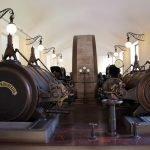 Паровые двигатели в музее