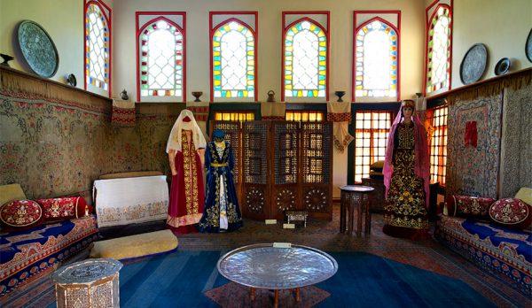 Музей истории и культуры крымских татар