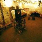 Камера пыток в Выборгском замке