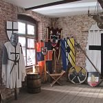 Рыцарский зал Выборгского замка