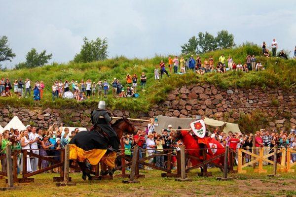 Фестиваль «Выборгский гром»