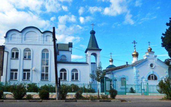 Церковь Покрова Пресвятой Богородицы в Дербенте
