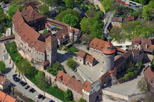 Королевский замок в Нюрнберге