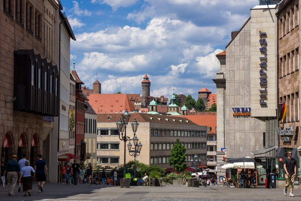 Улица Нюрнберга