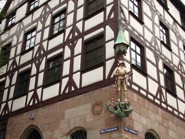 Дом Пилата в Нюрнберге
