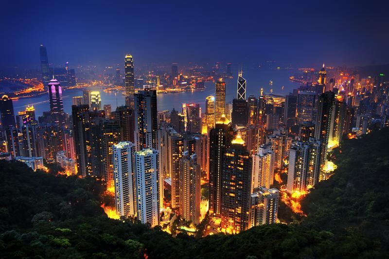 Гонконг: «маленький дракон» современной Азии