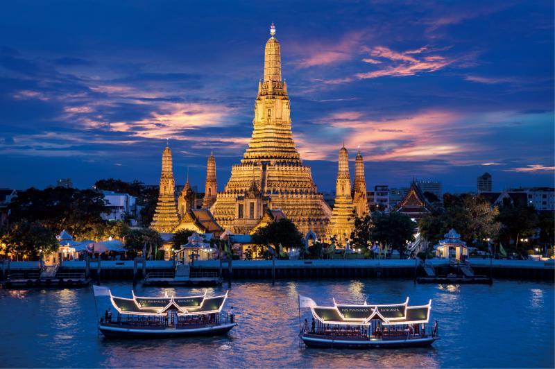 Топ лучших достопримечательностей Бангкока