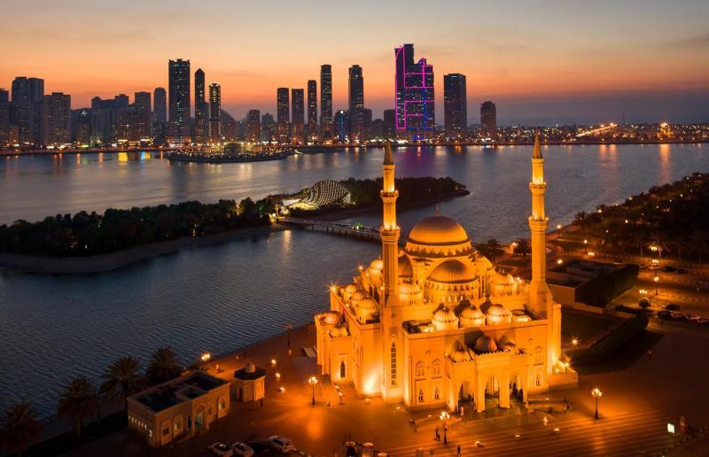 Шарджа: арабская сказка в пустыне