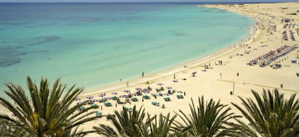Пляж Корралехо