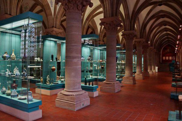Зал Германского национального музея