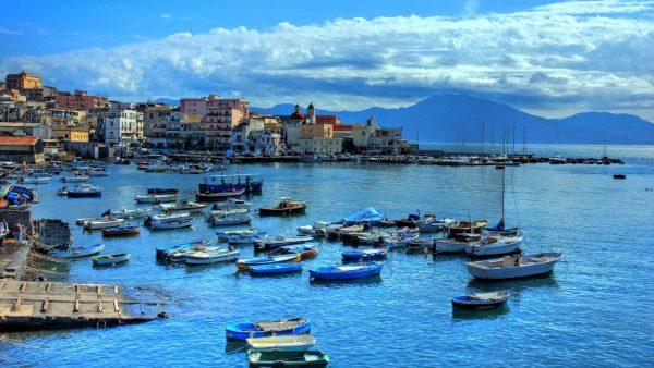 Побережье Неаполя