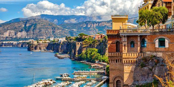 Пляж Неаполя