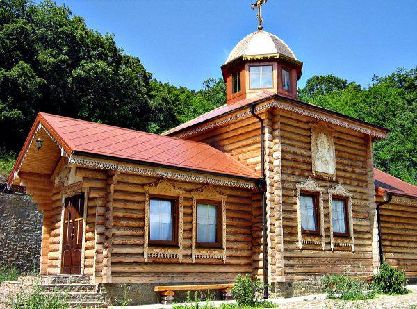 Кизилташский монастырь, новый храм