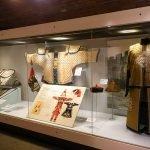 Экспонаты в виде костюмов в музее береговой охраны, Гонконг