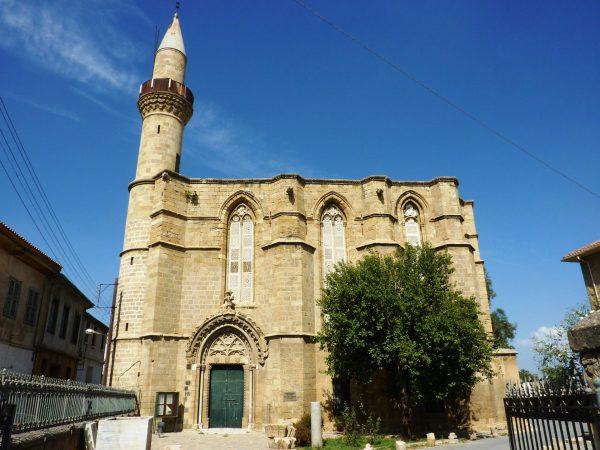 Мечеть Хайдар-паши в Никосии