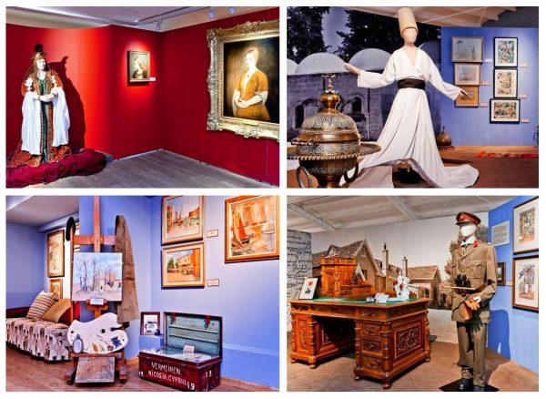 Центр визуальных искусств и исследований в Никосии