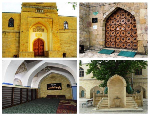 Мечеть Джума в Дербенте