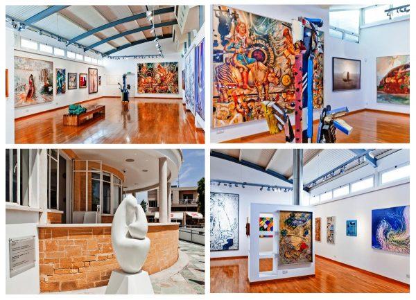 Художественный музей Зампелас