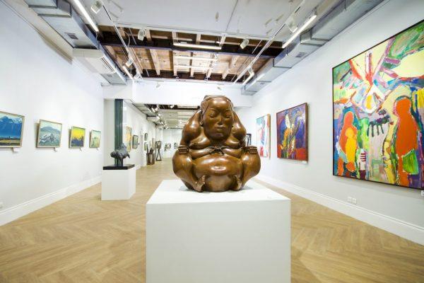 Галерея современного искусства Виктора Бронштейна