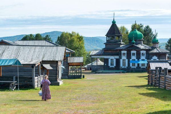 Музейный комплекс «Тальцы»