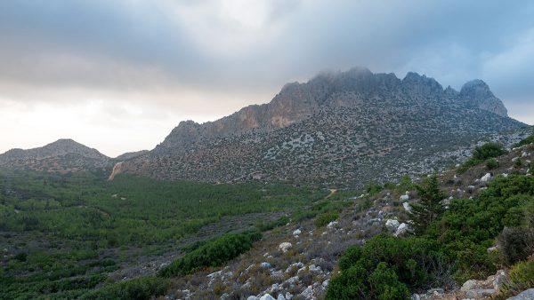 Горы Пентадактилос
