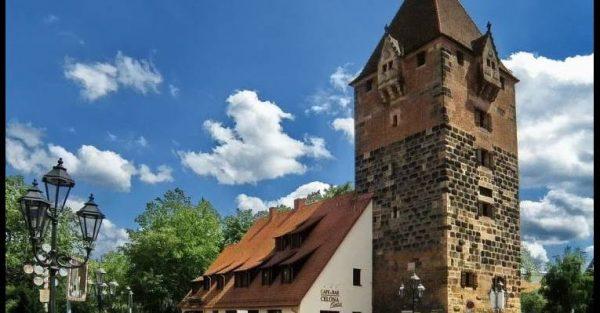 Башня должников в Нюрнберге