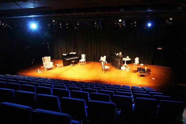Сцена театра «Дионисос»