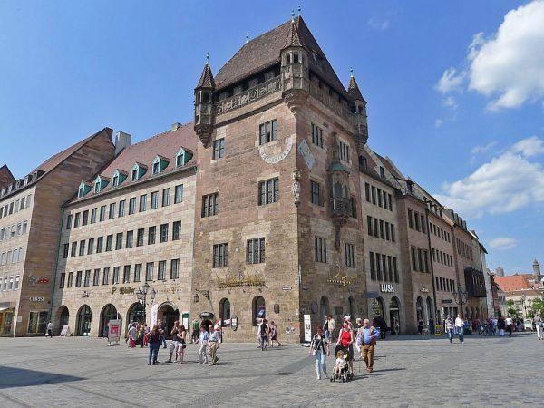Дом Нассау в Нюрнберге