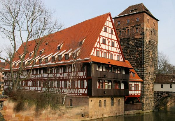 Винный дом в Нюрнберге