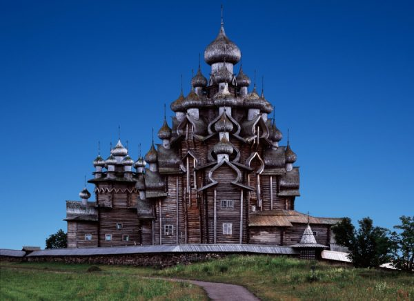 Храм Преображения Господня в Петрозаводске