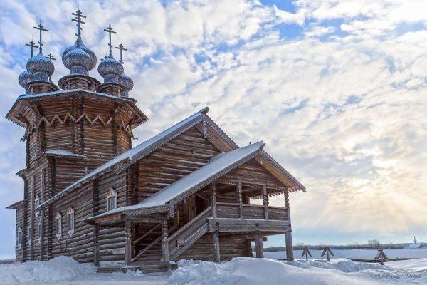 Церковь Покрова Пресвятой Богородицы в Петрозаводске