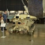 Посещение музея истории космонавтики имени К. Э. Циолковского в Калуге