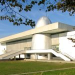 Здание Государственного музея истории космонавтики имени К. Э. Циолковского