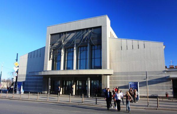 Национальный театр Карелии в Петрозаводске