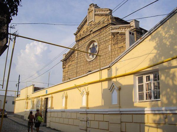 Синагога Егия-Капай, Евпатория