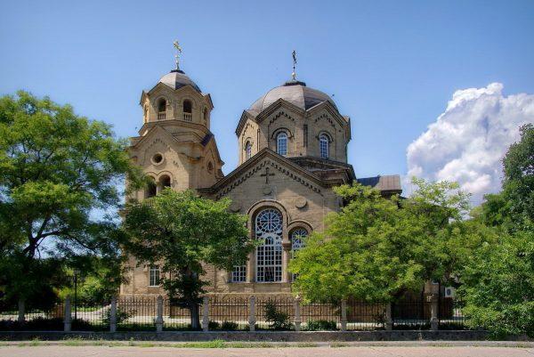 Церковь Святого Илии, Евпатория