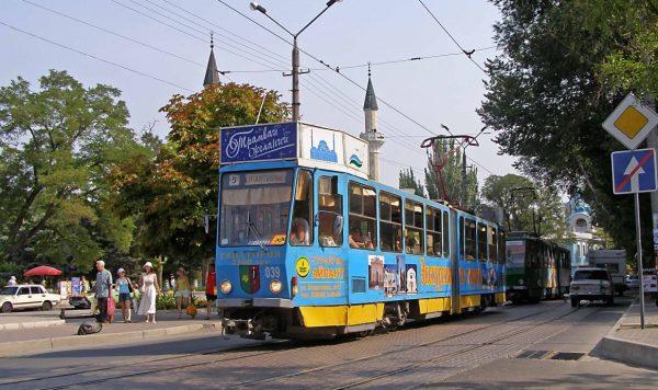 Трамвай желаний, Евпатория
