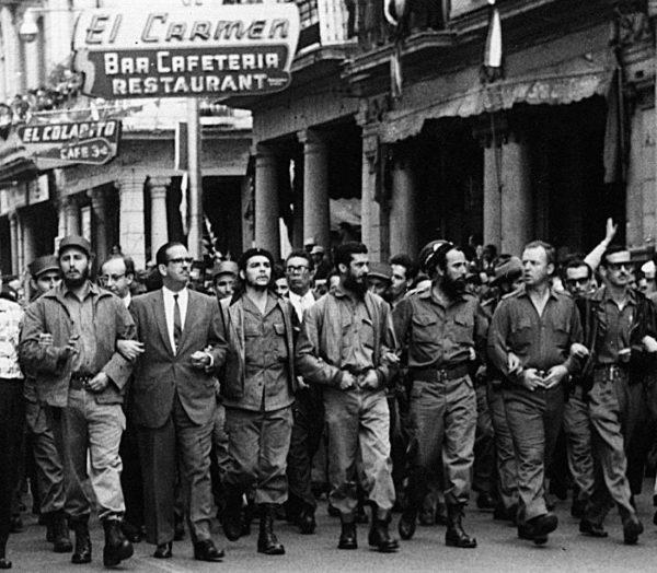 Демонстрация в Гаване