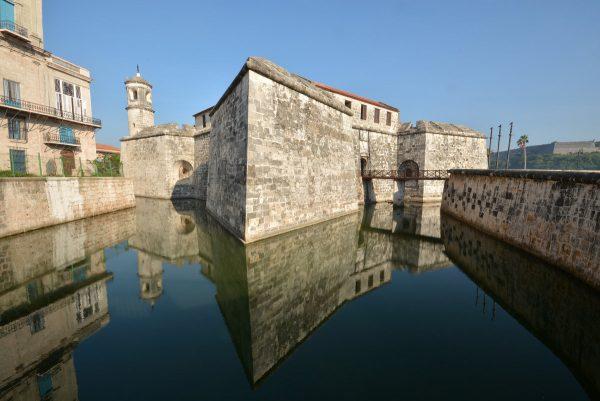 Крепостные укрепления Ла-Реаль-Фуэрса (Гавана)