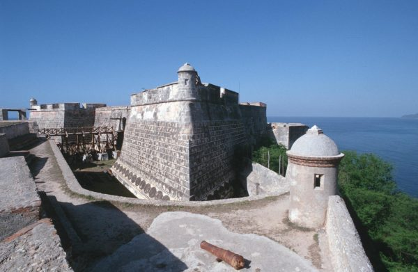 Замок Сан-Сальвадор де ла Пунта в Гаване