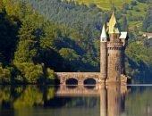 Главное достояние Уэльса - средневековые замки
