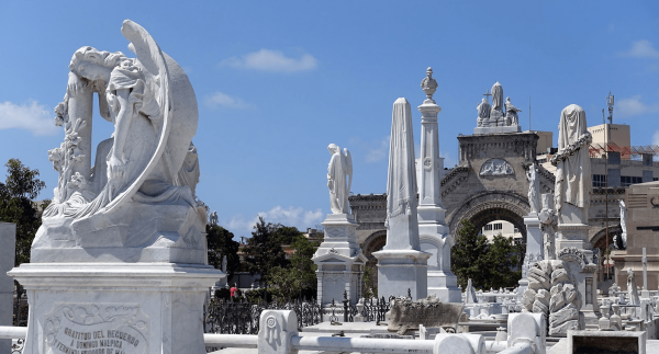 Кладбище Колумба в Гаване