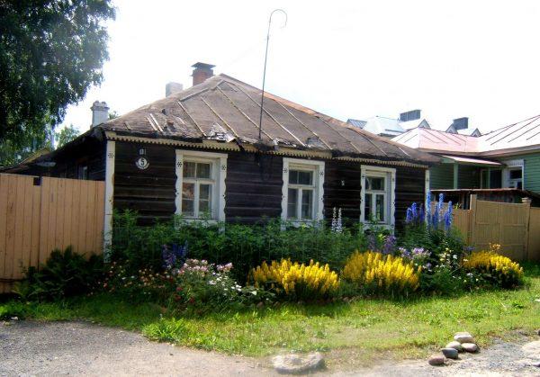 Усадьба Букиных в Петрозаводске