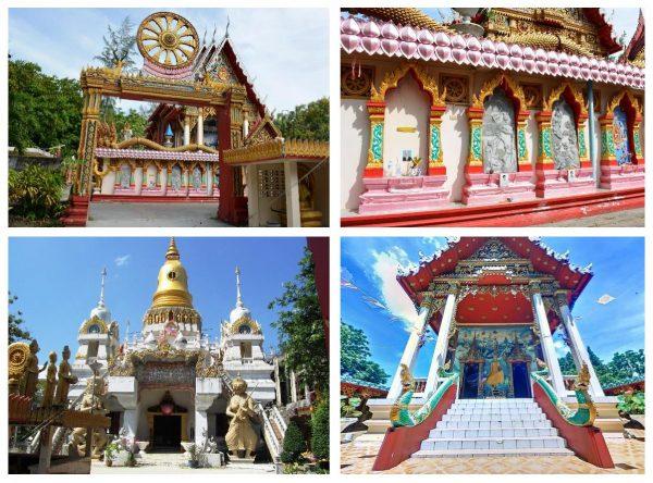 Храм Пра Нанг Санг на Пхукете