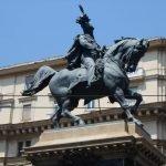 Статуя лошади у Королевского дворца